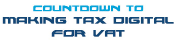 Countdown to Making Tax Digital for VAT