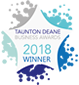 Taunton Deane Business Awards 2018 Winner