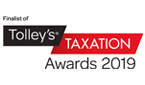 Finalist Tolley' Taxation Awards 2019